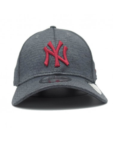 casquette new era new-york yankees 39thirty gris
