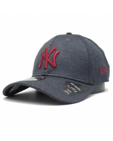 casquette new era new-york yankees 39thirty gris