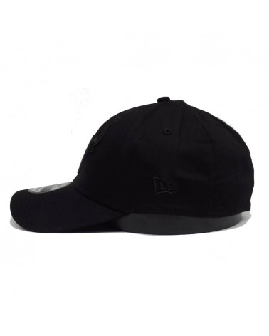casquette new era chicago bulls 39thirty black on black noir