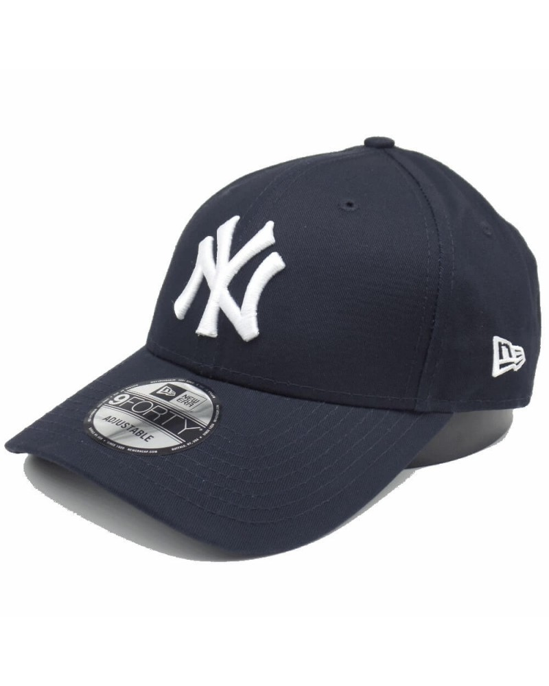 casquette new era new-york yankees 9forty bleu