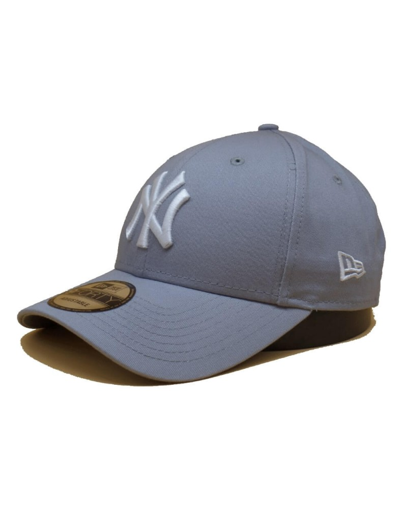 casquette new era new-york yankees 9forty gris