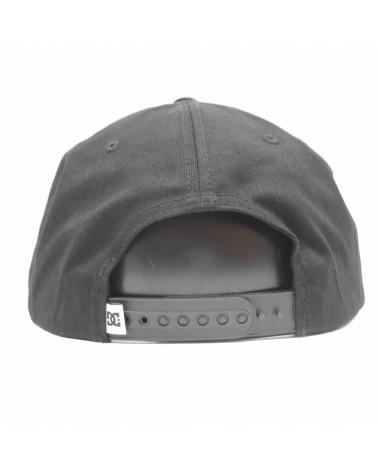 Casquette DCShoes snapback Snapdoodle-ADYHA03631  noir