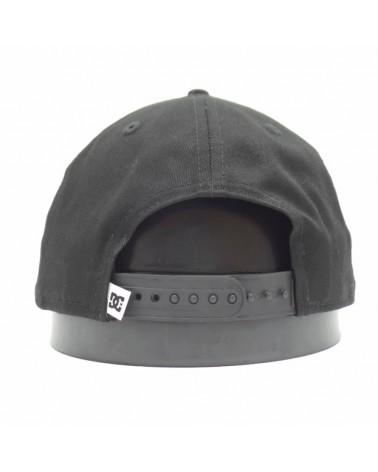 Casquette DCShoes  Speedeater ADYHA03550 snapback  noir