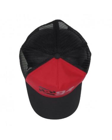Casquette DCShoes  Yorkstiles ADYHA03629 Snapback  rouge