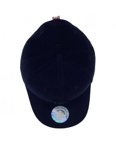 Casquette UPFRONT SPINBACK Baseball Cap   bleu