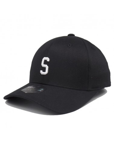 casquette State of wow ALPHA S CROWN 2 baseball cap  noir