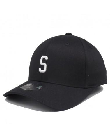 casquette State of wow ALPHA S CROWN 2 baseball cap  noir