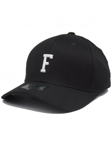 casquette State of wow ALPHA F CROWN 2 baseball cap noir