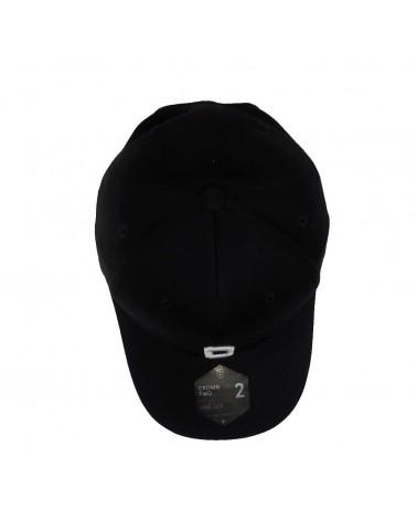 casquette State of wow ALPHA F CROWN 2 baseball cap noir