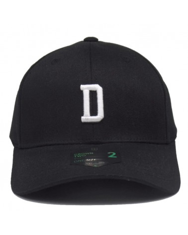 casquette State of wow ALPHA D CROWN 2 baseball cap  noir