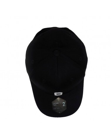 casquette State of wow ALPHA A CROWN 2 baseball cap  noir