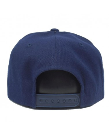 casquette State of wow CROWN 12 Snapback  bleu