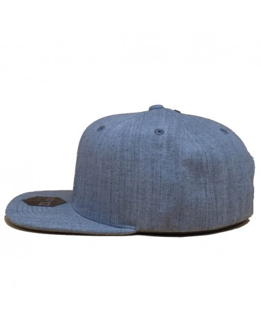 casquette State of wow CROWN 12 Snapback  gris