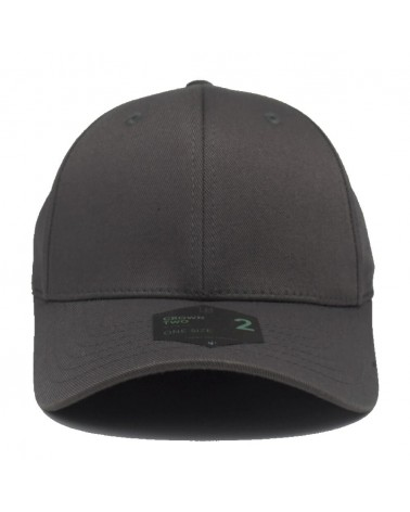 casquette State of wow CROWN 2 Snapback  gris