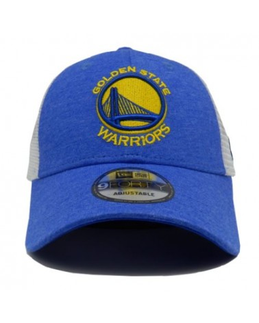 Casquette New Era Golden State Warriors Summer League NBA bleu