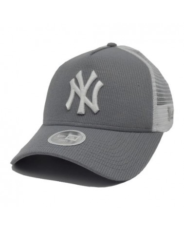 casquette NY New-York Yankees newera ribbed jersey  blanc