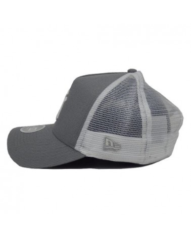 casquette NY New-York Yankees newera ribbed jersey  gris