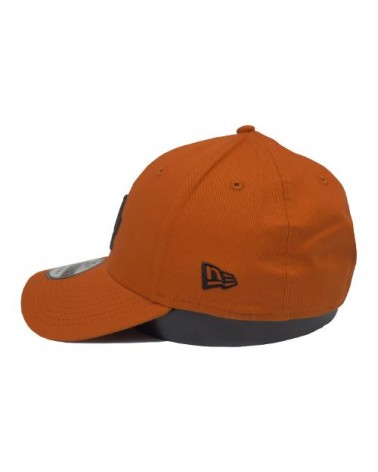 casquette Los angeles Dodgers  9Forty league essential orange