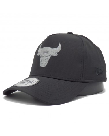 casquette 9Forty NBA chicago bulls new era a-frame noir