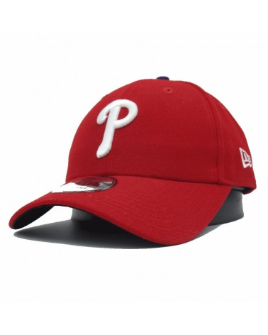 casquette new era philadelphia phillies 9forty rouge