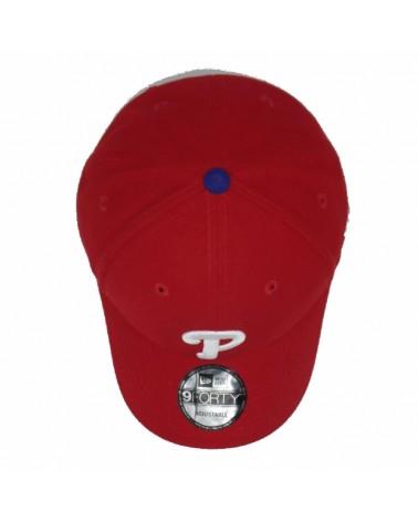 casquette baseball MLB new era philadelphia phillies 9forty rouge