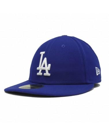 casquette baseball MLB LA new era los angeles dodgers 59fifty bleu