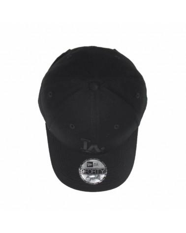 casquette baseball MLB LA new era los angeles dodgers 9forty black on black noir