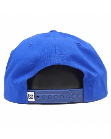 Casquette DCShoes  Snapdoodle ADYHA03631 snapback  bleu